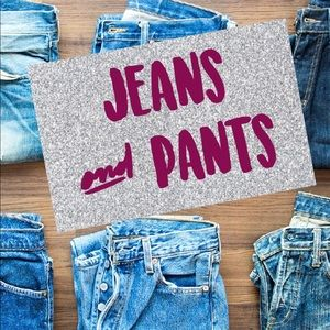Other - Pants, jeans, leggings. Oh my